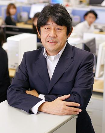 代表取締役 石村賢一