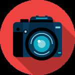 カメラマンによる写真撮影